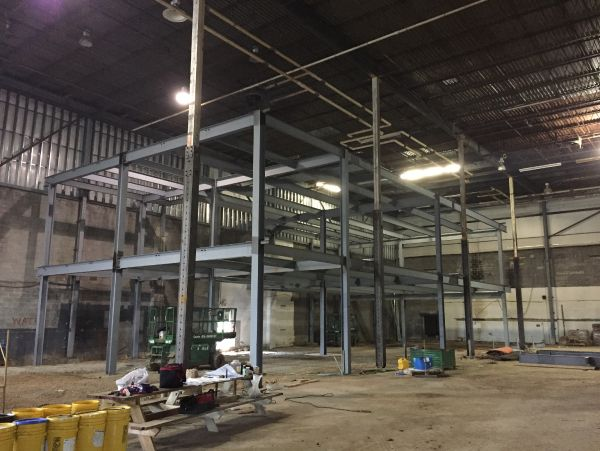 Structural Steel For Private Jobs Industrial Services Enterprises